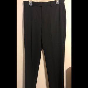 Brooks Brothers Mens 1828 Madison Wool Dress Pants